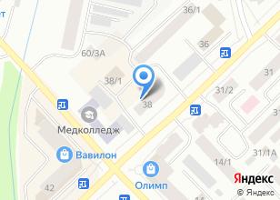 Компания «Оценка и недвижимость» на карте