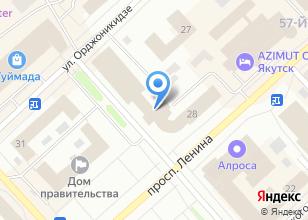 Компания «Безопасная эксплуатация промышленных объектов» на карте