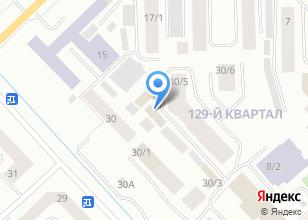 Компания «Pool» на карте