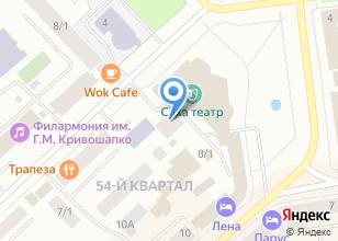 Компания «Земли Якутии» на карте