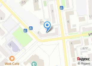 Компания «Ганза» на карте