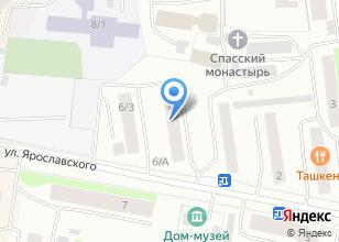 Компания «Гео-Центр» на карте