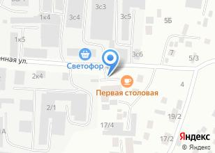 Компания «РИДО» на карте