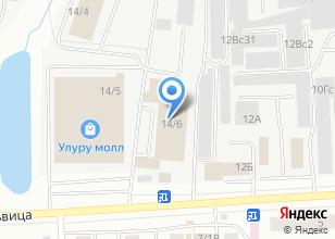 Компания «Санвей» на карте