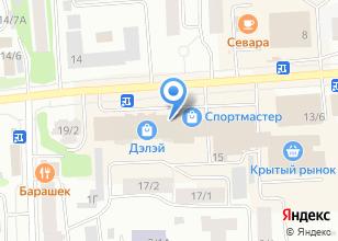 Компания «TOY.RU» на карте