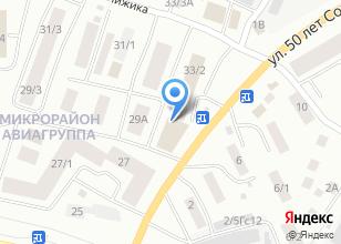 Компания «ГРИКОН» на карте