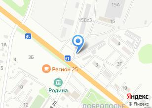 Компания «Мастершеф» на карте