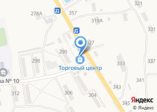 Компания «Инэсса» на карте