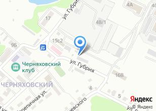Компания «Грузовичок» на карте