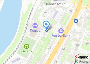 Компания «ТНД-25» на карте