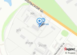 Компания «КонАн-авто» на карте