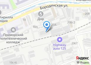 Компания «АВИК ГРУПП» на карте