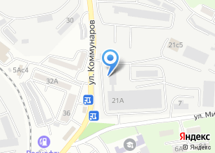 Компания «Кореяавто» на карте