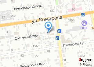 Компания «Авто-Диа» на карте