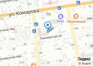 Компания «Уссурийское спецуправление механизации» на карте