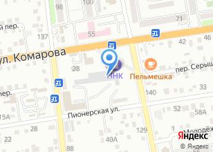 Компания «Седьмой Бокс» на карте