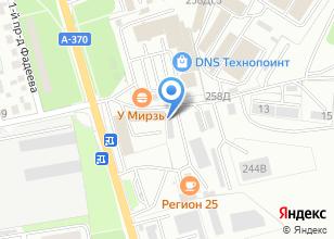Компания «Фаза» на карте