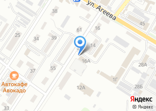 Компания «Уссурийскстройтранс» на карте