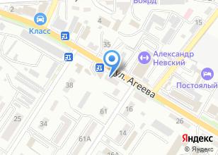 Компания «Лукост» на карте