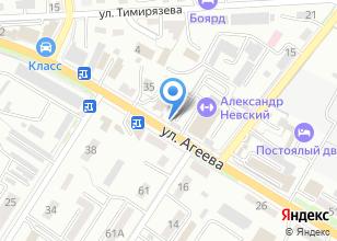 Компания «Все для КАМАЗ, МАЗ, БелАЗ» на карте