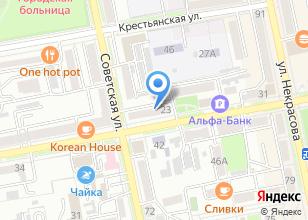 Компания «Автосоюз-ДВ» на карте