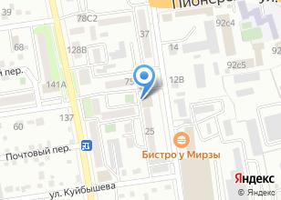 Компания «Агат ДВ» на карте