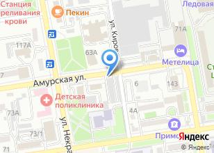 Компания «Драйв-шина» на карте