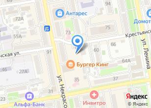 Компания «Inomarkoff» на карте