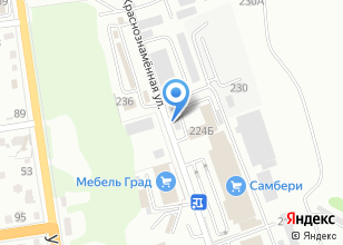 Компания «Экспресс-автомойка» на карте