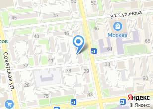 Компания «Авто Баня» на карте