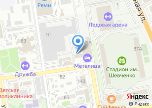 Компания «ПримАвтоТехноСервисКонтроль» на карте