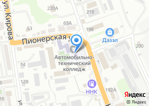 Компания «Плотников» на карте