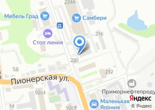 Компания «INVADER_24» на карте