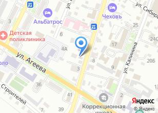 Компания «Ни хвоста ни чешуи» на карте