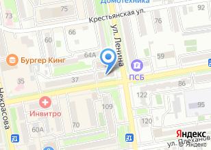 Компания «Action» на карте