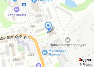 Компания «АвтоВладКар» на карте