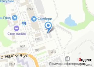 Компания «Swap service» на карте