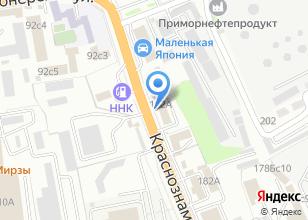 Компания «Подшипник-Сервис» на карте
