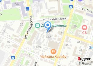 Компания «AVTOремонт25» на карте