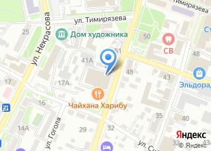 Компания «AVTOTOK» на карте