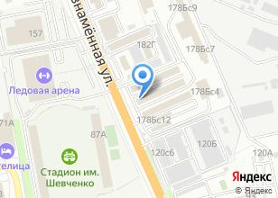 Компания «Шинцентр» на карте