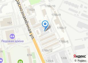 Компания «Центр перетяжки мебели и автосалонов» на карте