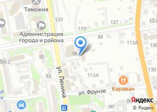 Компания «МойМобиль» на карте
