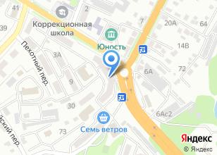 Компания «ГосЗнак» на карте