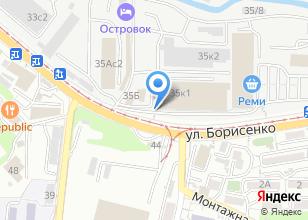 Компания «Феникс ВЛ» на карте
