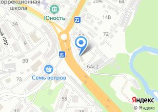 Компания «ДРК» на карте
