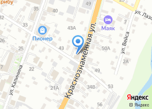 Компания «Тыры-Пыры» на карте