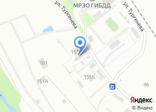 Компания «AVENSIS» на карте
