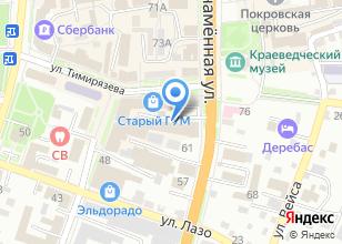 Компания «Спецназ ДВ» на карте