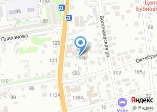 Компания «Технотайм» на карте